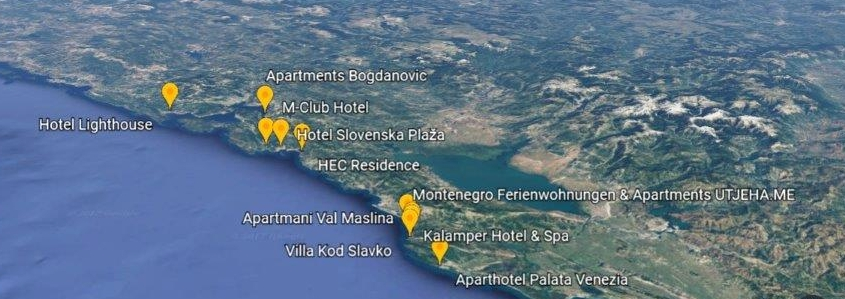 Palata Venezzia from Ulcinj became tenth ecological hotel in Montenegro